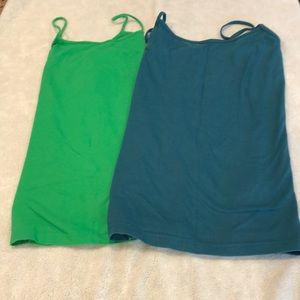 Two camisole bundle